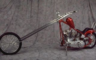 Radical Chopper - my wish list